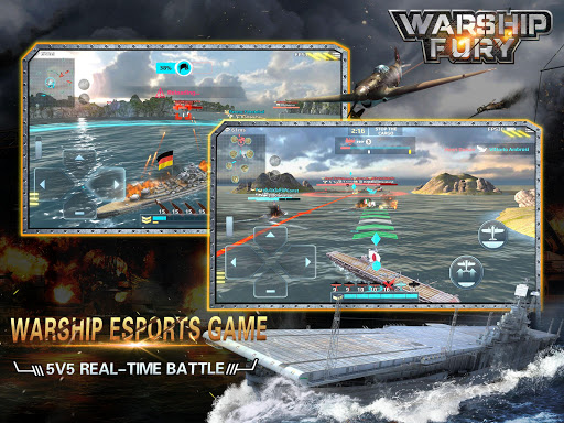 Warship Fury android2mod screenshots 10