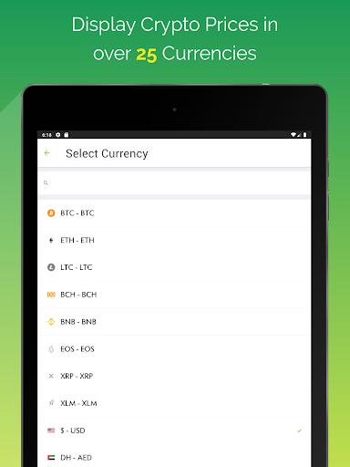 CoinGeckou00a0- Bitcoin & Cryptocurrency Price Tracker Apkfinish screenshots 24