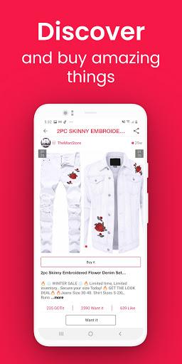 GOTit - Social Shopping apktram screenshots 2