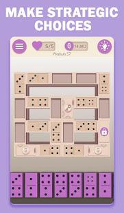 Domino Match: Logic Brain Puzzle