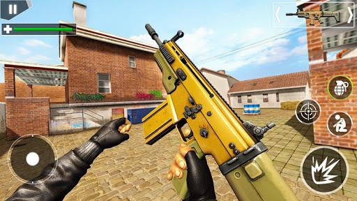 Police Counter Terrorist Shooting - FPS Strike War 6 screenshots 18