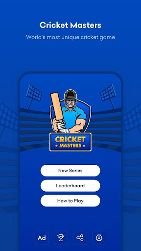 Cricket Masters 2020 - Game of Captain Strategy apkpoly screenshots 2