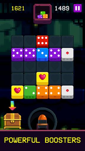 Dice Merge Color Puzzle apkpoly screenshots 8