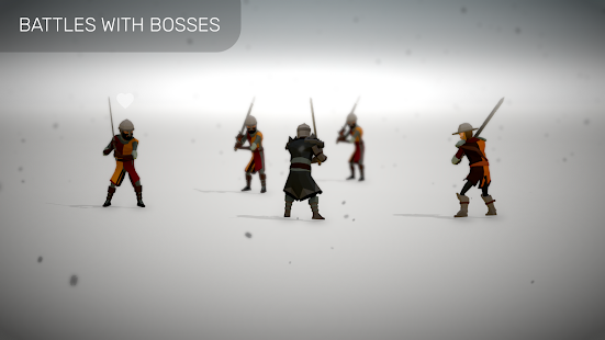 A Way To Slay -  Fight And Turn-Based Puzzle Screenshot