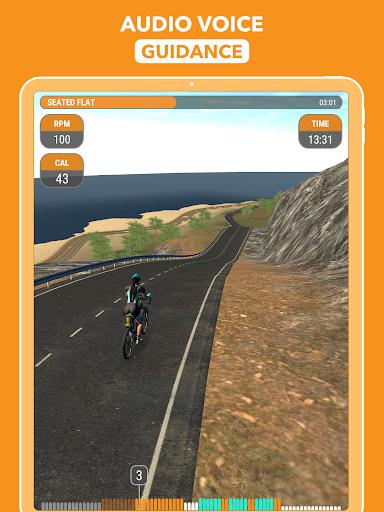CycleGo - Indoor Cycling Workouts 3.4.1 Screenshots 9