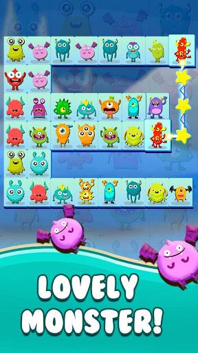Onet Connect Monster - Play for fun apkslow screenshots 7