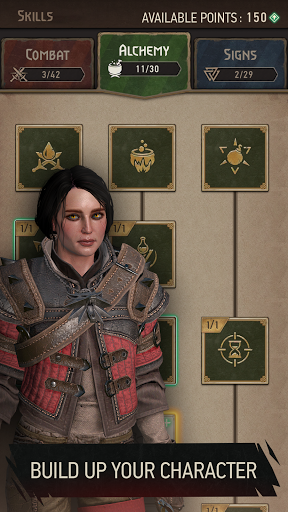 The Witcher: Monster Slayer screenshots 12