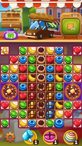 Food Pop: Food puzzle game king in 2021  screenshots 16