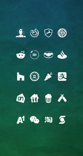 Whicons - White Icon Pack 21.2.0 Screenshots 4