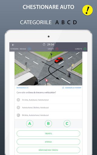 Chestionare Auto 2021 - DRPCIV 2.5.6 Screenshots 6
