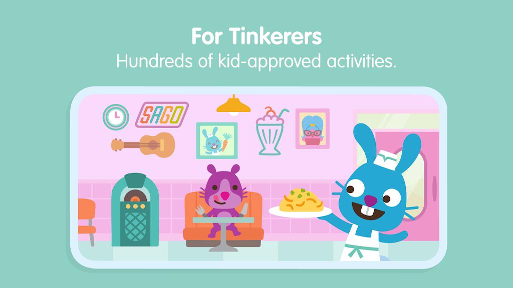 Sago Mini World: Kids Games  poster 11