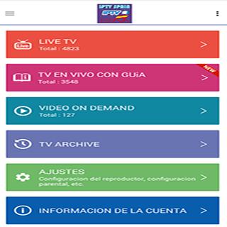 Foto do SPAIN IPTV