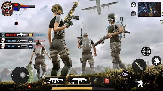 Free Commando War Shooting Game 3D NEW 2021 **** 3