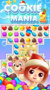 Cookie Mania 2 MOD (Unlimited Coins) 1