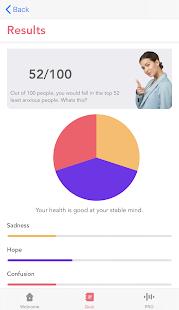 Mental Health Tracker: Mental Disorders Test