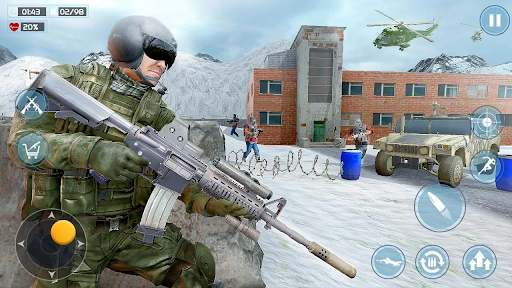 Modern Commando 3D: New Shooting- Army Games 2020 1.0.5 screenshots 10