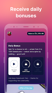 Sweatcoin APK Download For Android 5