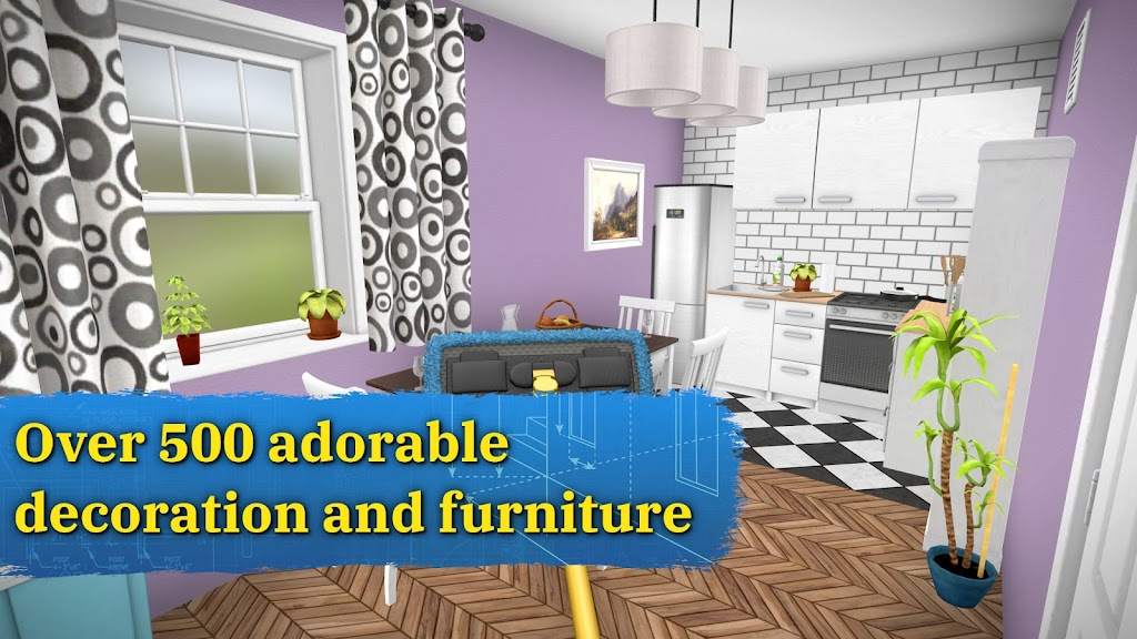 House Flipper: Home Design, Interior Makeover Game  poster 1
