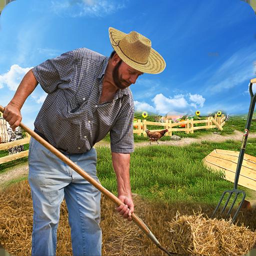 Baixar Farm Life Farming Game 3D para Android