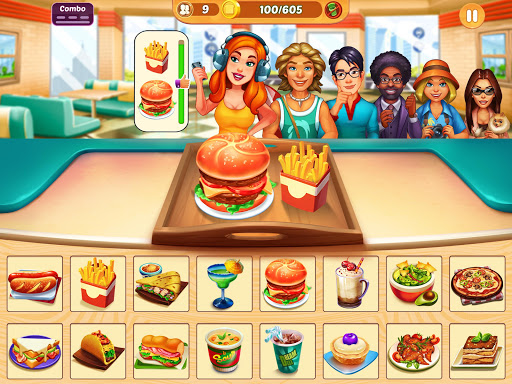Cook It! Cooking Games Madness & Krusty Cook-off 1.3.4 screenshots 9