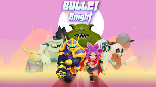 Bullet Knight: Dungeon Crawl Shooting Game  screenshots 8