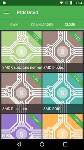 PCB Droid  Screenshots 4