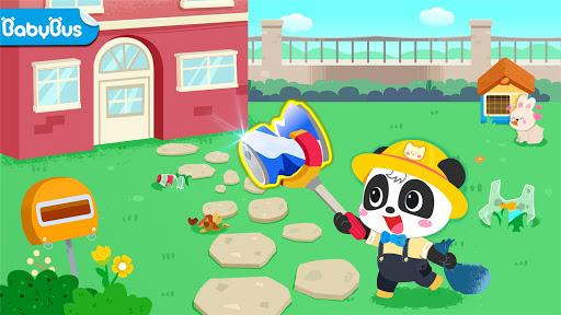 Baby Panda's Life: Cleanup  screenshots 1
