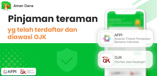 Aman Dana - Pinjaman Uang Tunai Dana Rupiah Versi 8.1