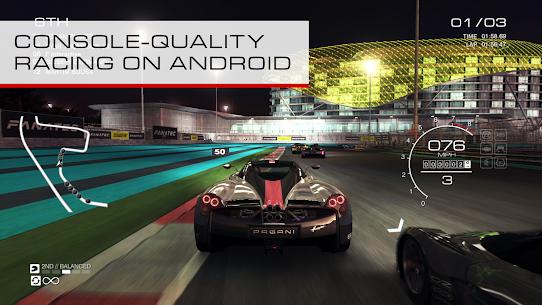 GRID Autosport Mod Apk (MOD, Unlimited Money) 1