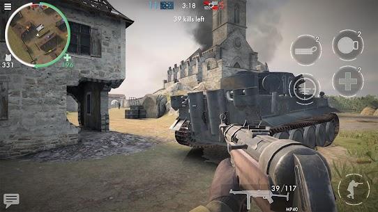 World War Heroes: WW2 FPS 4