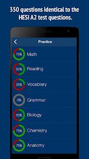 HESI A2 Practice Exam 2020