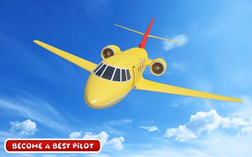 Airplane Game New Flight Simulator 2021: Free Game  screenshots 1