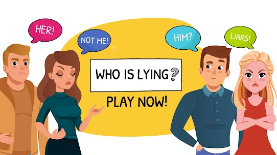 Who is? 2 MOD APK Tricky Chats and Brain (UNLIMITED BULB) 8
