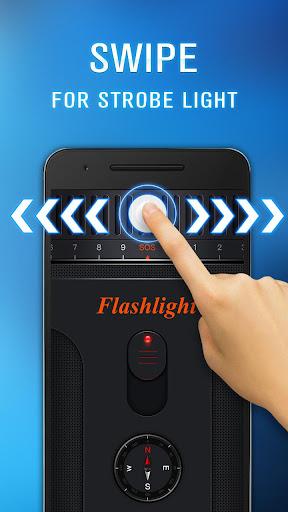 Flashlight - Bright LED Flashlight 2.10.2 Screenshots 4