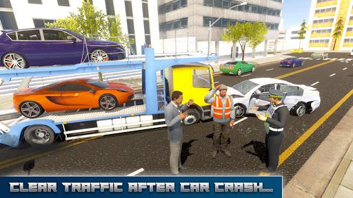 Traffic Police Simulator - Traffic Cop Games  screenshots 2