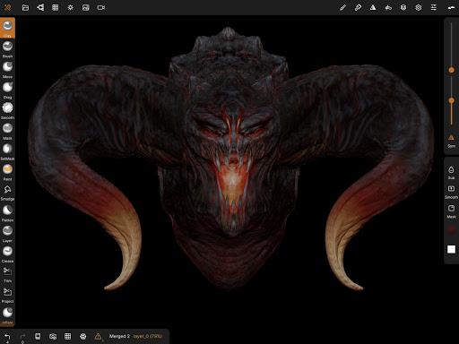 Nomad Sculpt 1.40 Screenshots 10
