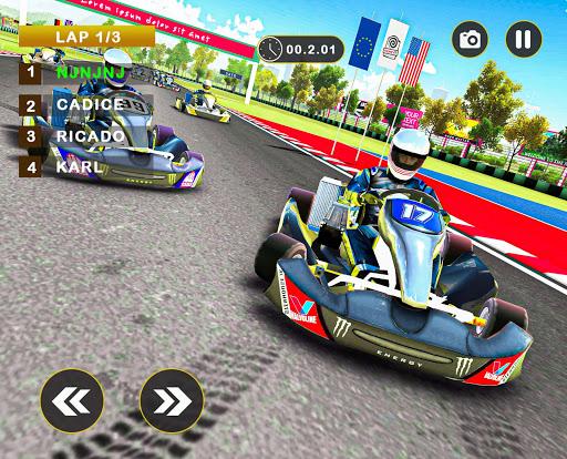Ultimate Go Kart Racing Games 2021 : Kart Valley 1.0.1 screenshots 10