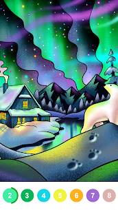 Paint By Number – Coloring Book & Color by Number 2.49.2 Apk + Mod 4