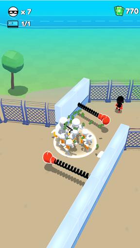Prison Escape 3D - Stickman Prison Break android2mod screenshots 4