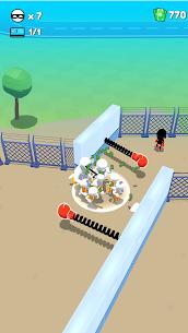 Prison Escape 3D Mod Apk- Stickman Prison Break (Unlimited Money) 4