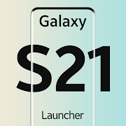 Launcher  Galaxy S21 Style