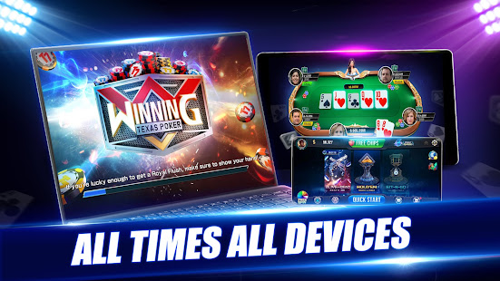 Winning Pokeru2122 - Texas Holdem Poker Online 2.10.24 Screenshots 11