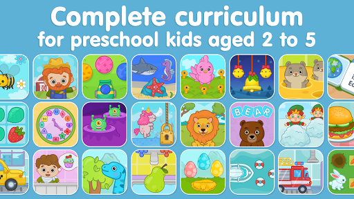 Bimi Boo Kids Learning Academy 1.0.38 screenshots 1