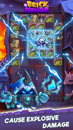 Brick Monster: Epic Casual Magic Balls Blast Game 2.0.0 screenshots 11