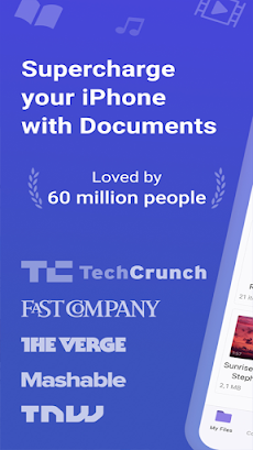 All Documents by Readdle For Android Gidaのおすすめ画像1