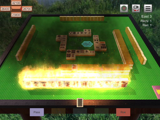Riichi Mahjong 0.6.0 screenshots 8
