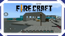 Mod Fire Craft for MCPEのおすすめ画像1