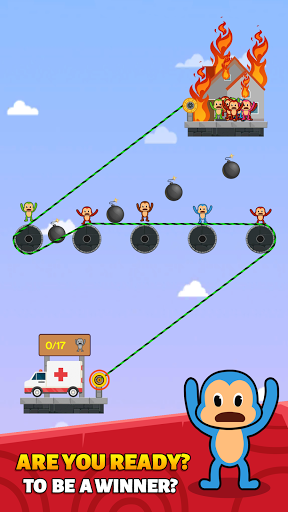 Monkey Rescue Puzzle 1.0.2 screenshots 4