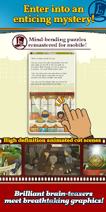 Layton: Pandora's Box in HD 1.0.1 MOD for Android 3