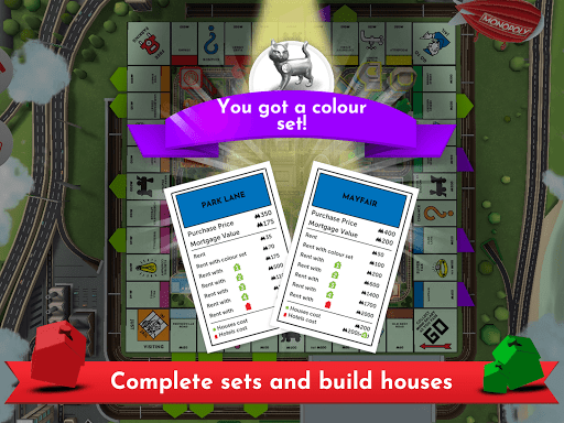 Monopoly - Board game classic about real-estate!  screenshots 12